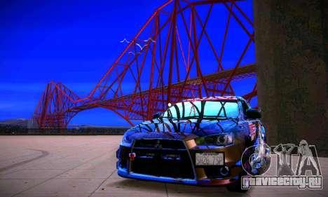 ANCG ENB v2 для GTA San Andreas пятый скриншот