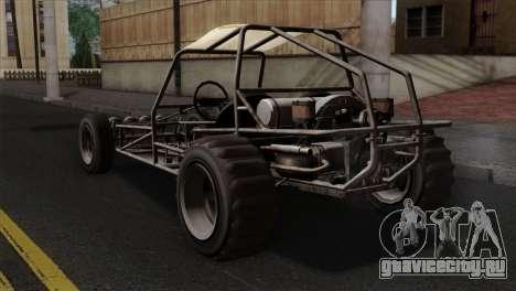 GTA 5 Dune Buggy IVF для GTA San Andreas вид слева