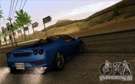 GTA 5 ENB by Dizz Nicca для GTA San Andreas третий скриншот