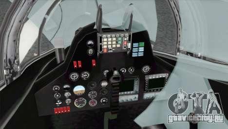 Savage GTA 5 для GTA San Andreas вид справа
