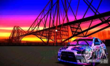 ANCG ENB v2 для GTA San Andreas шестой скриншот