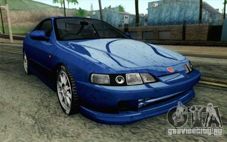 Honda Integra Type R 2000 Stock для GTA San Andreas