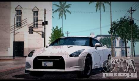 Smooth Realistic Graphics ENB 4.0 для GTA San Andreas