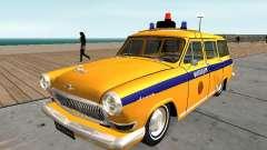 ГАЗ 22 Советская милиция