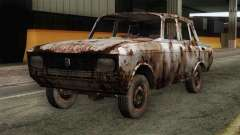 Russian Rustic Moskvitch