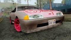 Elegy 8 March для GTA San Andreas