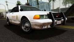 GTA 5 Vapid Stanier Sheriff