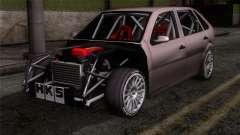 Volkswagen Golf хэтчбек 5 дв для GTA San Andreas