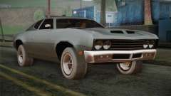 FlatOut 2 Scorpion для GTA San Andreas