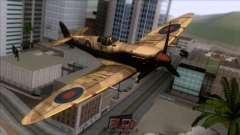 Stanislaw Skalski Supermarine Spitfire MK IXC