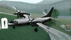 AN-32B Croatian Air Force Opened для GTA San Andreas