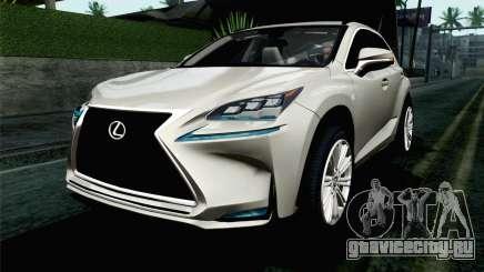 Lexus NX 200T v5 для GTA San Andreas