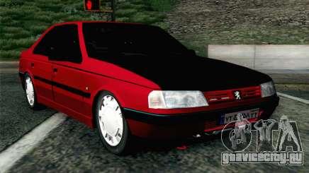 Peugeot 405 Tuning для GTA San Andreas