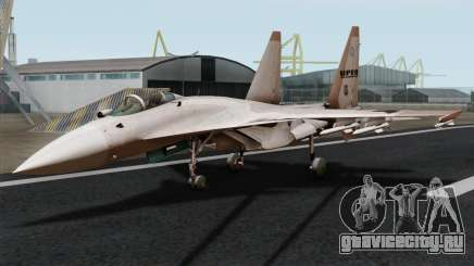 SU-37 UPEO для GTA San Andreas
