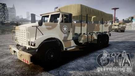 GTA 5 Barracks v2 для GTA 4