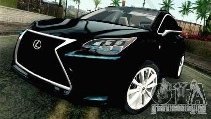 Lexus NX 200T v4 для GTA San Andreas