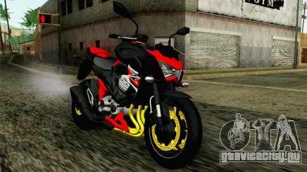 Kawasaki Z800 для GTA San Andreas