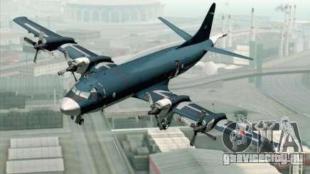 Lockheed P-3 Orion MLD 312 для GTA San Andreas