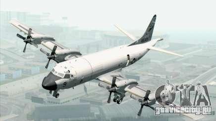 Lockheed P-3 Orion VP-11 US Navy для GTA San Andreas