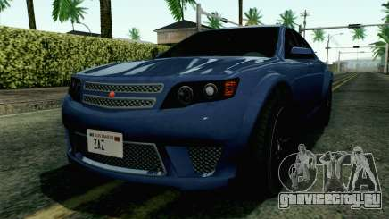 GTA 5 Cheval Fugitive HQLM для GTA San Andreas