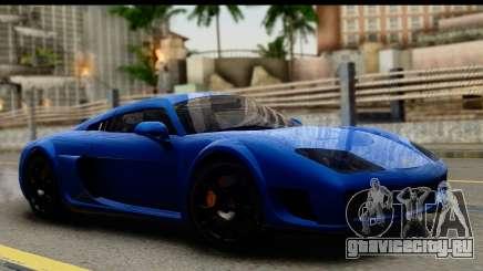 Noble M600 2010 IVF АПП для GTA San Andreas