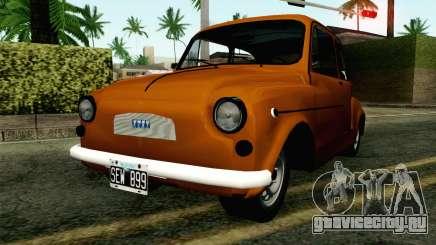 Fiat 600 для GTA San Andreas