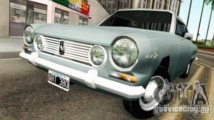 Renault Torino для GTA San Andreas