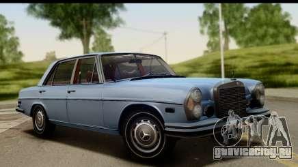 Mercedes-Benz 300 SEL 6.3 (W109) 1967 HQLM для GTA San Andreas