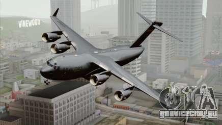 C-17A Globemaster III USAF Hickam для GTA San Andreas