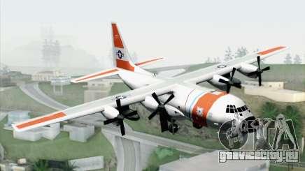 C-130H Hercules Coast Guard для GTA San Andreas