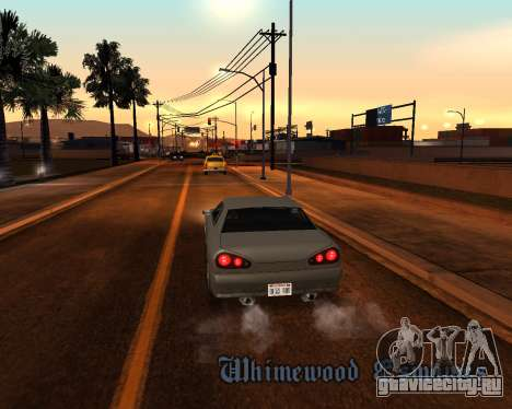 Project 2dfx 2.5 для GTA San Andreas девятый скриншот