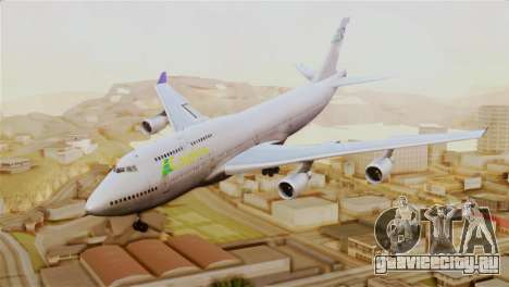 GTA 5 Caipira Airways для GTA San Andreas