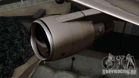 Boeing KC-767 Japan Air Self-Defense Force для GTA San Andreas вид справа