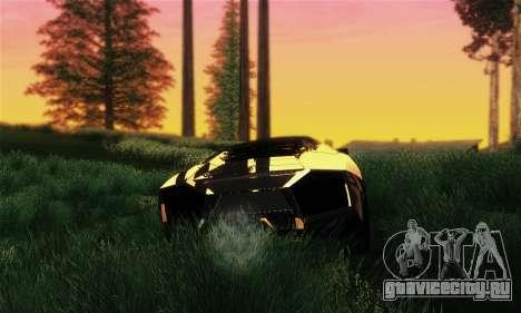 Trigga Snupes ENB для GTA San Andreas четвёртый скриншот
