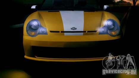 GTA 5 Weeny Issi IVF для GTA San Andreas вид сзади слева
