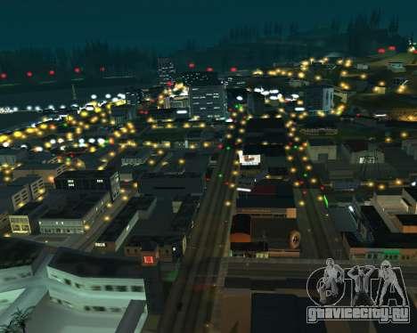 Project 2dfx 2.5 для GTA San Andreas третий скриншот