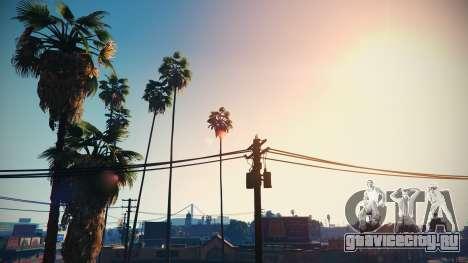Crying Lightnings FX для GTA 5