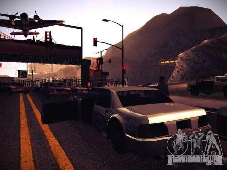 ENB Caramelo для GTA San Andreas седьмой скриншот