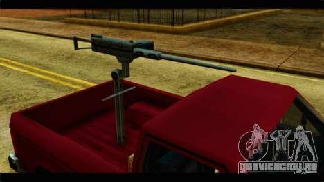 Bobcat Technical Pickup для GTA San Andreas вид справа