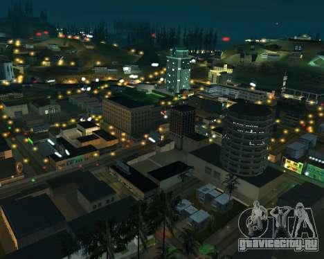 Project 2dfx 2.5 для GTA San Andreas второй скриншот