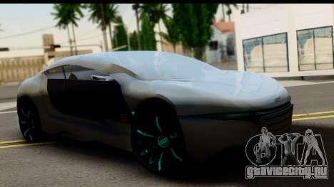 Audi A9 Concept для GTA San Andreas