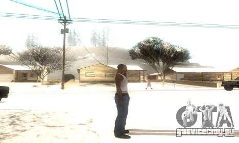 ENB Series v077 Light Effect для GTA San Andreas второй скриншот