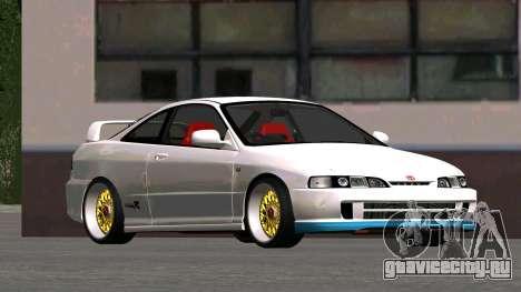 Honda Integra Type R 2000 для GTA San Andreas