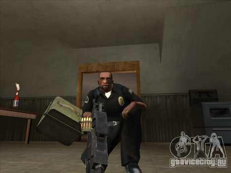 КОРД из Battelfield 2 для GTA San Andreas второй скриншот