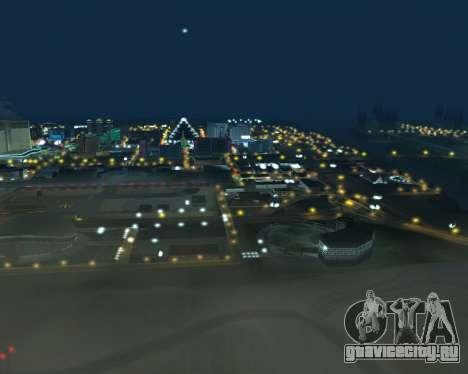 Project 2dfx 2.5 для GTA San Andreas восьмой скриншот