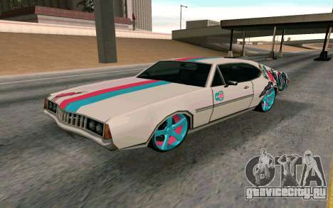 Clover Blink-182 Edition для GTA San Andreas