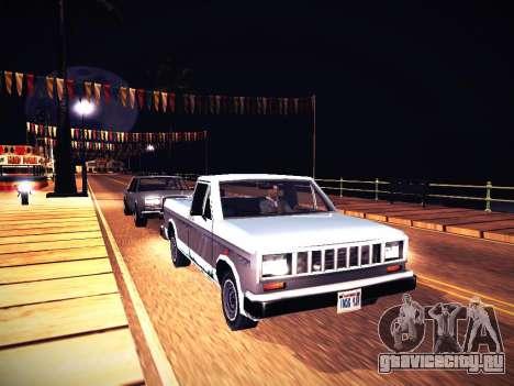 ENB Caramelo для GTA San Andreas десятый скриншот
