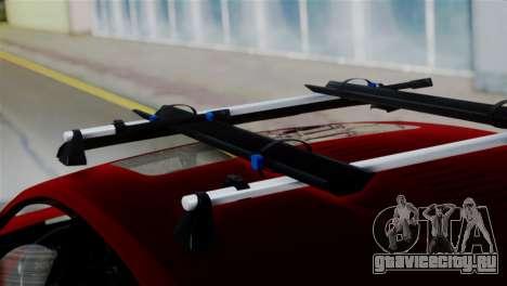 Volkswagen Jetta Stance для GTA San Andreas вид справа