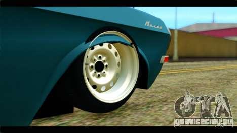 ГАЗ 24 Кольцевой для GTA San Andreas вид сзади слева
