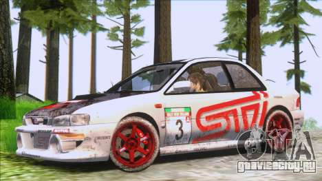 Wheels Pack v.2 для GTA San Andreas двенадцатый скриншот
